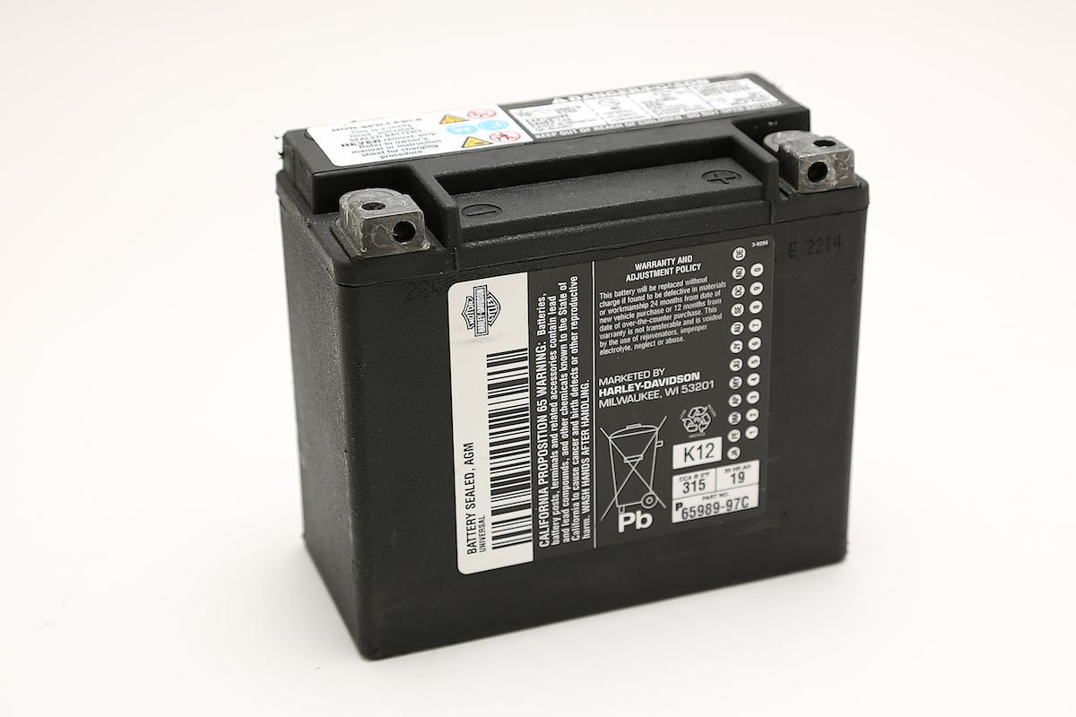 コラム #3:ハーレーに最適なバッテリーとは…?? 1