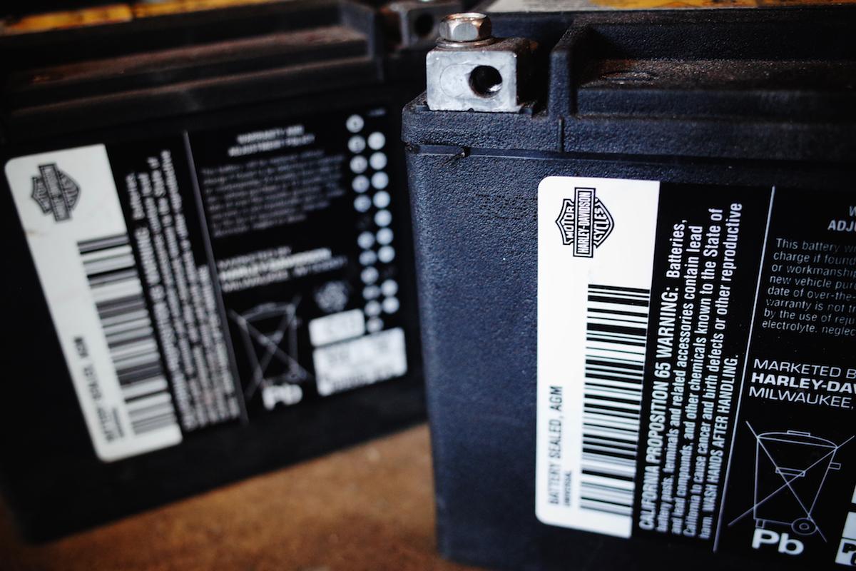 コラム #3:ハーレーに最適なバッテリーとは…?? 2