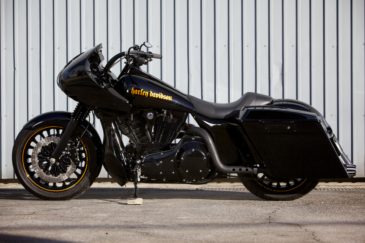 SUSANO DOMINOS:2007 Harley Davidson Road Glide Custom 4