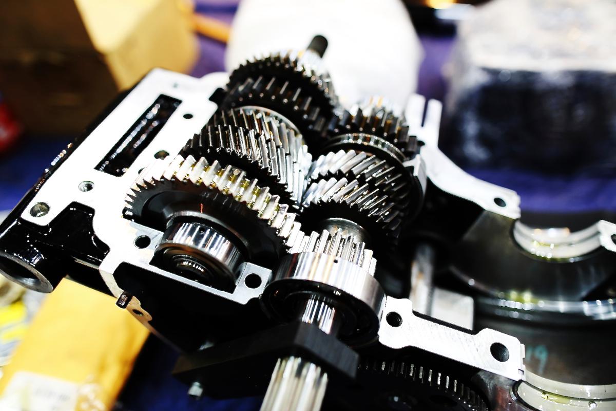 Revolution:HARLEY DAVIDSON V-ROD ENGINE 5