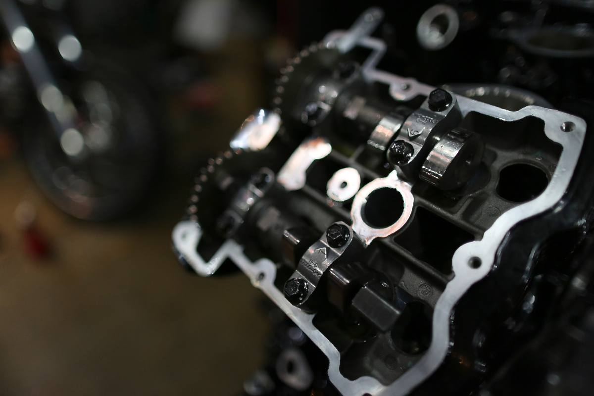 Revolution:HARLEY DAVIDSON V-ROD ENGINE 7