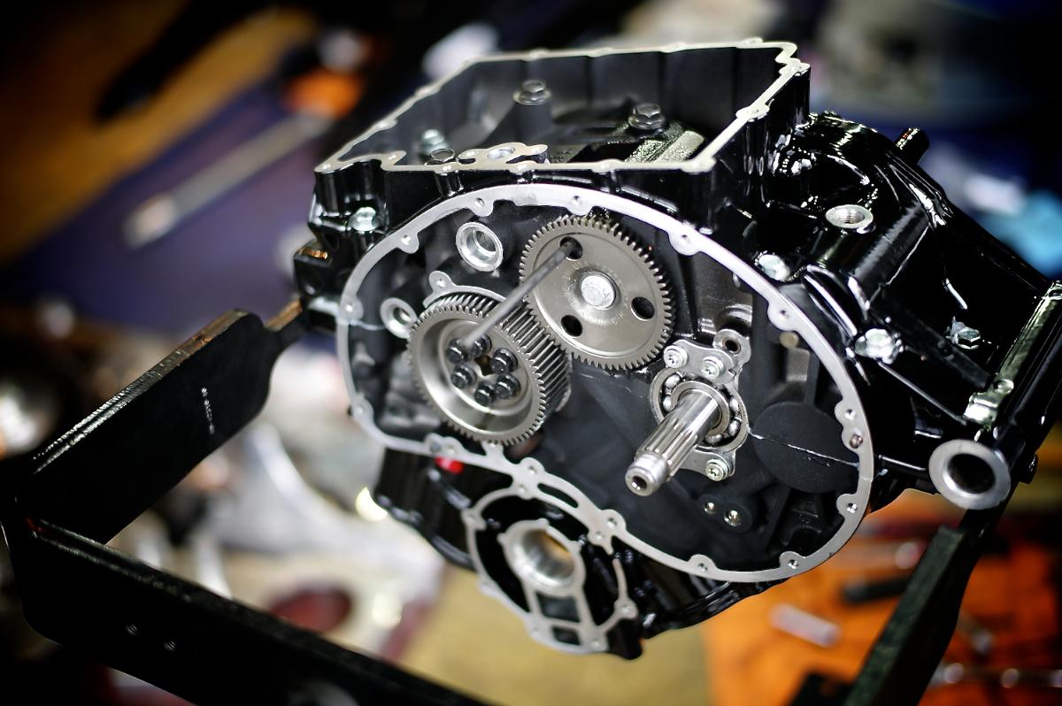 Revolution:HARLEY DAVIDSON V-ROD ENGINE 4