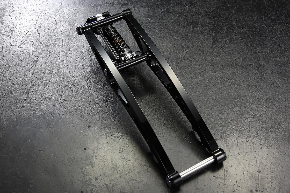 Our original Girder Fork for All Harley Davidson & all V-ROD / for All Model & Year.:BADLAND ORIGINAL GIRDER FORK 1