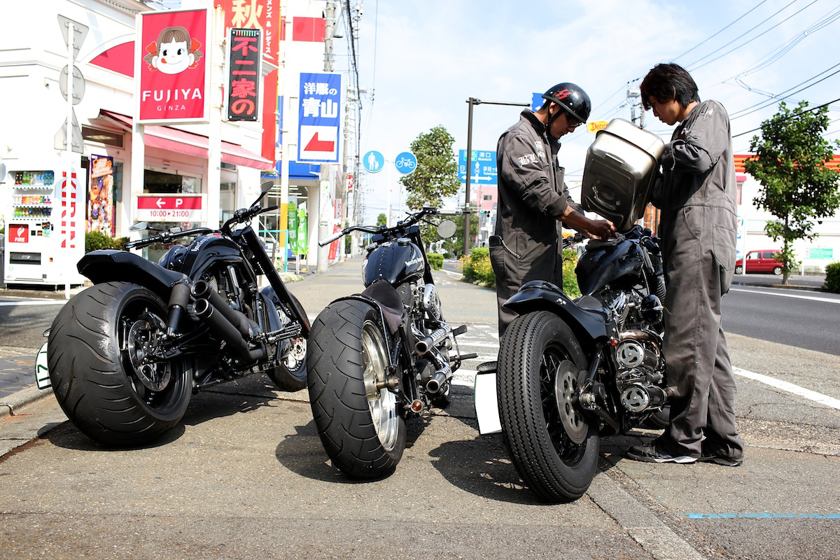 Complete Black… It is our style.:BADLAND'S BLACK DEVILS!! 3